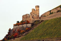 Ehrenfels Castle Stock Photography