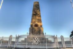 Ehrengrabmal des Kriegs-Denkmals König-Park in Perth stockbild