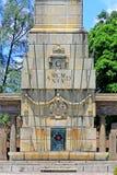 Ehrengrabmal-Kriegs-Denkmal, Colombo, Sri Lanka lizenzfreie stockbilder