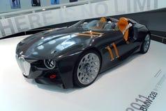 Ehrerbietungs-Konzept BMWs 328 Lizenzfreie Stockfotos