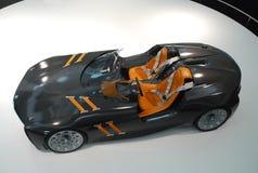 Ehrerbietungs-Konzept BMWs 328 Lizenzfreies Stockfoto