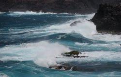 Ehrfürchtiges Meer Stockbilder