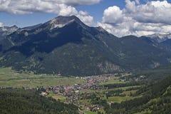 Ehrwald in Tyrol Stock Image