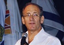 Ehud Olmert Fotografía de archivo libre de regalías