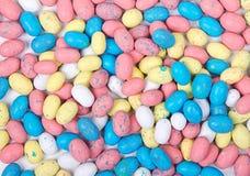 Ei gevormd Pasen suikergoed Royalty-vrije Stock Afbeelding
