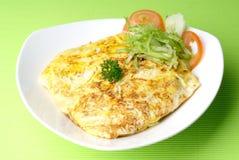 Ei-Omelett Stockfotografie