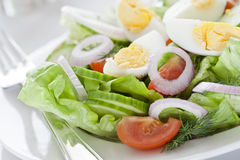 Ei-Salat Lizenzfreies Stockbild