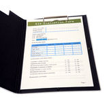 EIA form on clipboard. Royalty Free Stock Photo