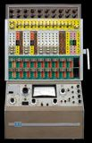 EIA TR-20 Desktop Analog Computer Royalty Free Stock Image