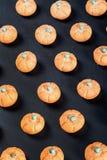 Eibische in Form eines Kürbises für den Feiertag Halloween lizenzfreies stockfoto