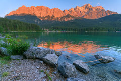 Eibsee Stock Images