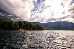 Eibsee, Germany Stock Photography