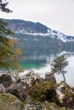 Eibsee Lake, Germany Stock Image