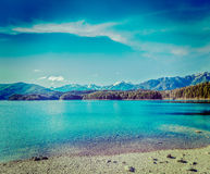 Eibsee lake, Germany Stock Photography
