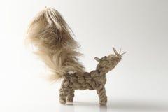 Eichhörnchen Knit Stockfotografie