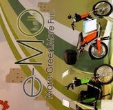 Eicma 2009 Royalty Free Stock Images