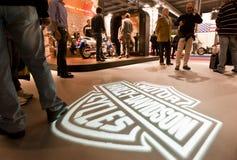 EICMA 2010 - Harley Davidson Royalty Free Stock Image