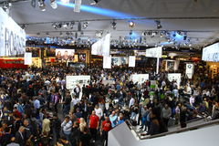 EICMA 2013 Stock Photography
