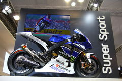 EICMA 2013 Royalty Free Stock Photo