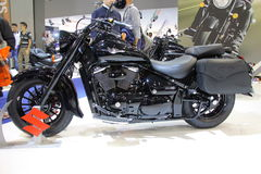 EICMA 2013 Intruder C 800 B Royalty Free Stock Photo