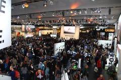 EICMA 2014. EICMA - 72 ° Motorcycling World's Fair - Milan 6-9 November 2014 Stock Image