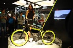 EICMA 2014. EICMA - 72 ° Motorcycling World's Fair - Milan 6-9 November 2014 Stock Images