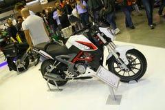 EICMA 2014. EICMA - 72 ° Motorcycling Worlds Fair - Milan 6-9 November 2014. Benelli bn251 Stock Images