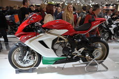 EICMA 2014 Royalty Free Stock Images