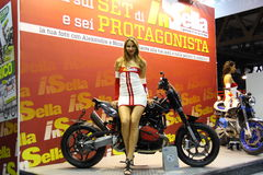 EICMA 2014 Stock Photos