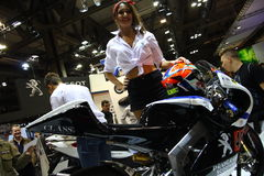 EICMA 2014 Royalty Free Stock Photography