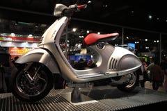 EICMA 2014. EICMA - 72 ° Motorcycling Worlds Fair - Milan 6-9 November 2014. Vespa Primavera 2014 Royalty Free Stock Photography