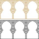 Eid Al Adha问候背景框架集合 向量例证