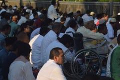 Eid al-Adha modlitwy w Semarang Fotografia Royalty Free