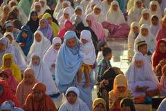 Eid Al-Adha Prayer imagens de stock royalty free