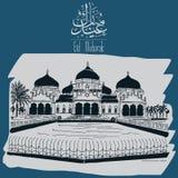 Eid Al Fitr 库存照片