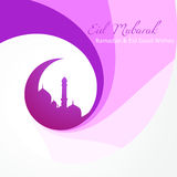 Eid Background Royaltyfria Foton