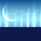 Eid background Royalty Free Stock Image