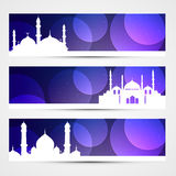 Eid banners Stock Photo