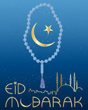 Eid celebration Royalty Free Stock Photography