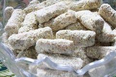Eid Cookies Fotografie Stock Libere da Diritti