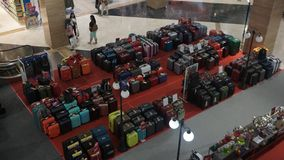 Eid discount before Eid al-Fitr in Hartono Mall Yogyakarta stock photo