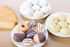 Eid El Fitr Cookies Royalty Free Stock Image