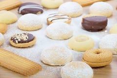 Eid El Fitr Cookies Royalty Free Stock Photography