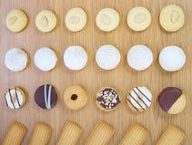 Eid El Fitr Cookies Royalty Free Stock Images