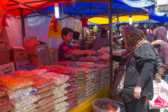 Eid Festive Shopping Royalty Free Stock Photo