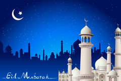 Eid Mubarak Royalty Free Stock Photography