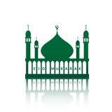 Eid Mubarak Lizenzfreies Stockfoto