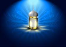 Eid Mubarak 02. Beautiful ramadan card and background Royalty Free Stock Images