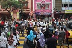Eid Shopping Royalty Free Stock Photo