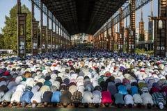 Eid-ul-Adh Stock Photo